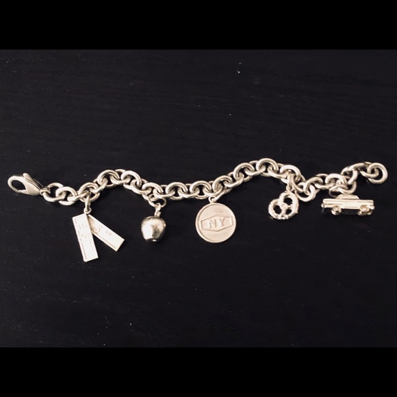 bd7ff5b7adcd0 Tiffany & Co. Jewelry   Tiffany Co Authentic New York Charm Bracelet ...